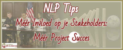 NLP Tips Stakeholders