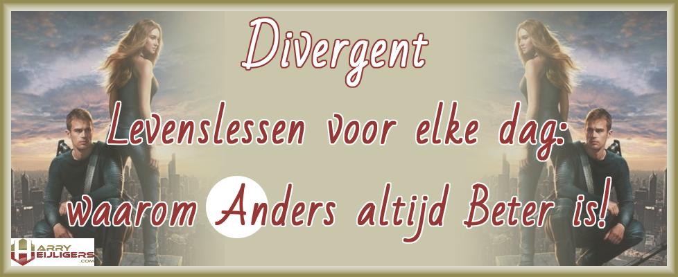 Divergent LevensLessen