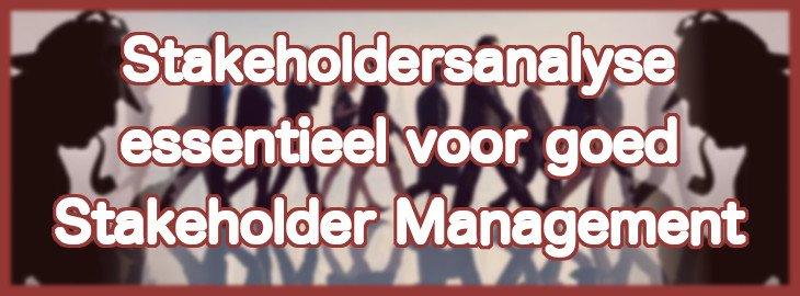 Stakeholdersanalyse - Stakeholderanalyse - A2